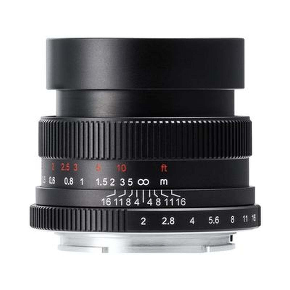 7Artisans 35 mm 1:2,0 für Sony FE