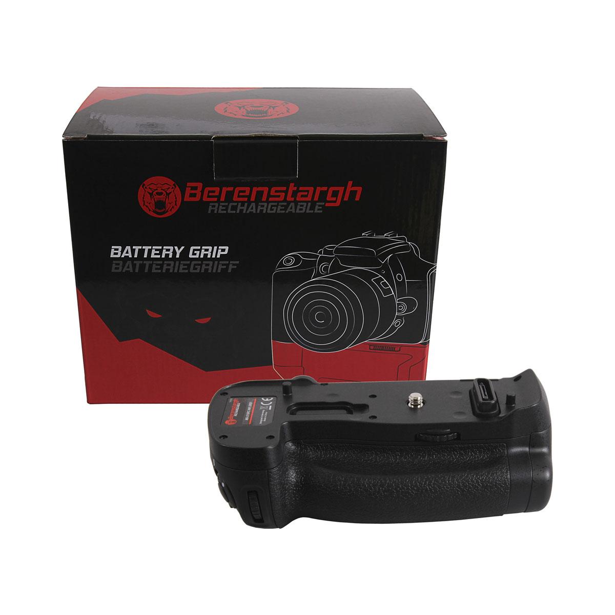 Berenstargh Batteriegriff für Nikon D850