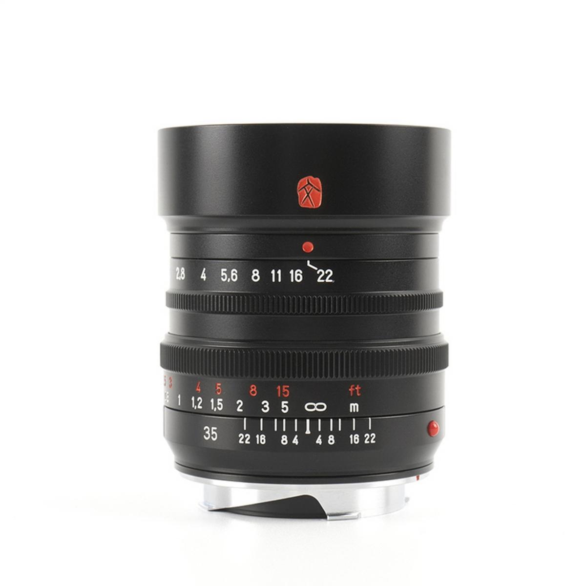 7Artisans 35 mm 1:1,4 für Leica M