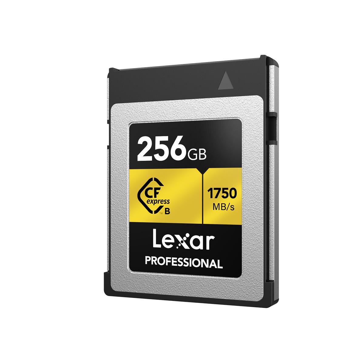 Lexar 256 GB CFexpress Typ B 1750x