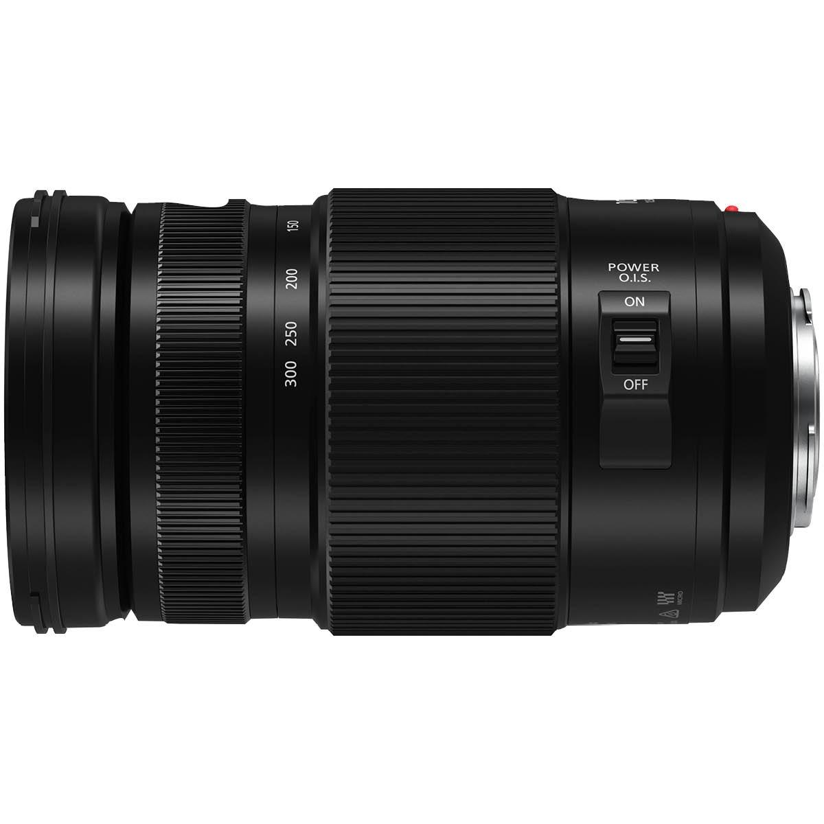 Panasonic 100-300 mm 1:4,0-5,6 OIS II