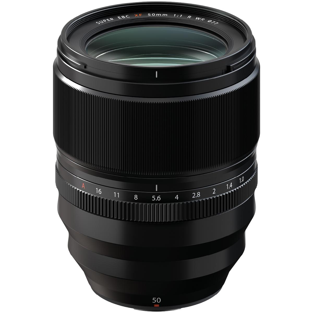 Fujifilm XF 50 mm 1:1,0 R WR