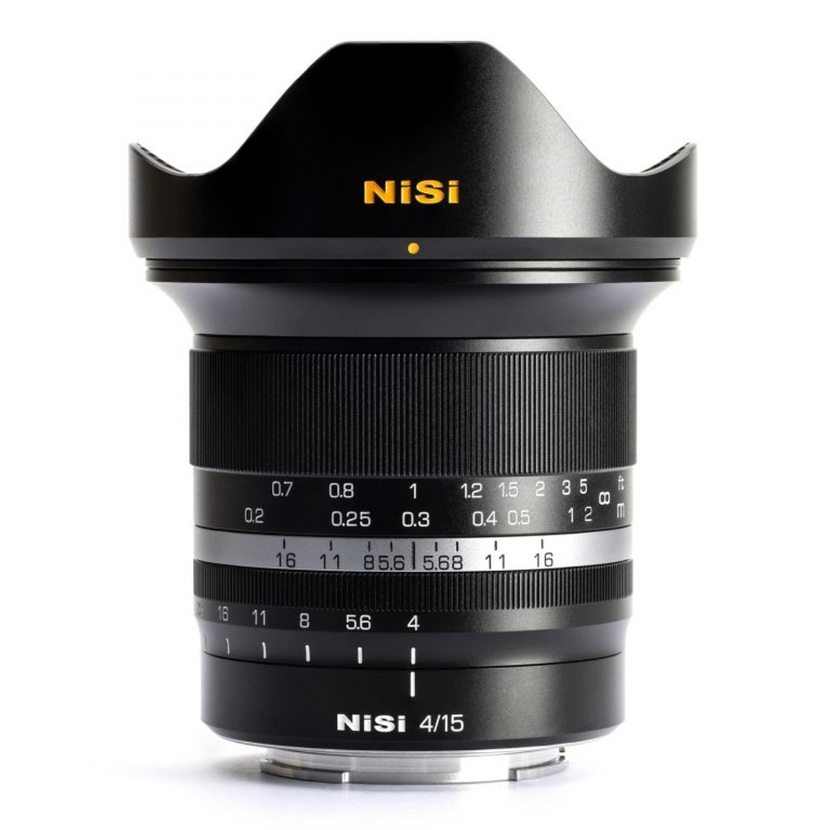 Nisi 15 mm 1:4 für Fujifilm X