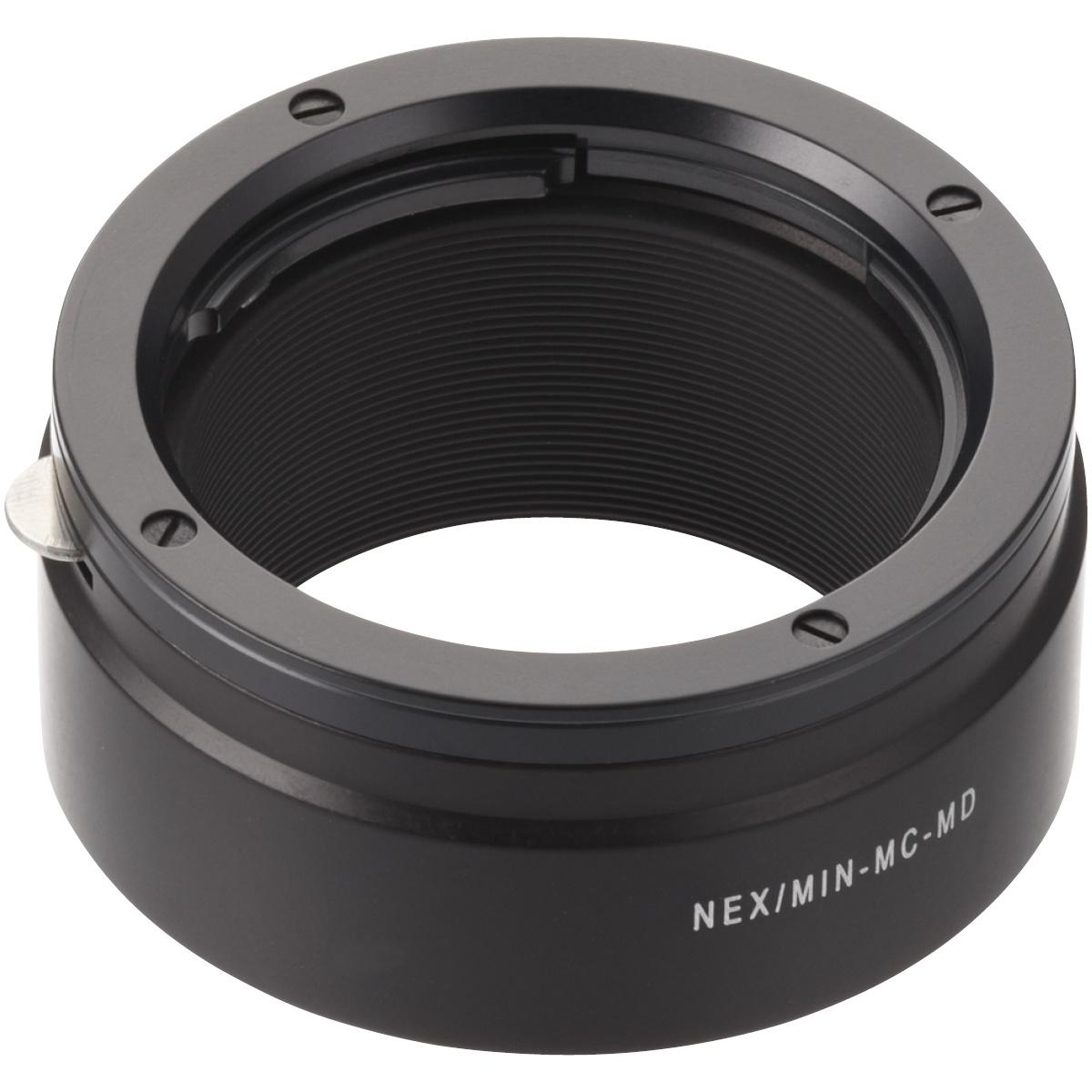 Novoflex Adapter Minolta MD Objektive an Sony E
