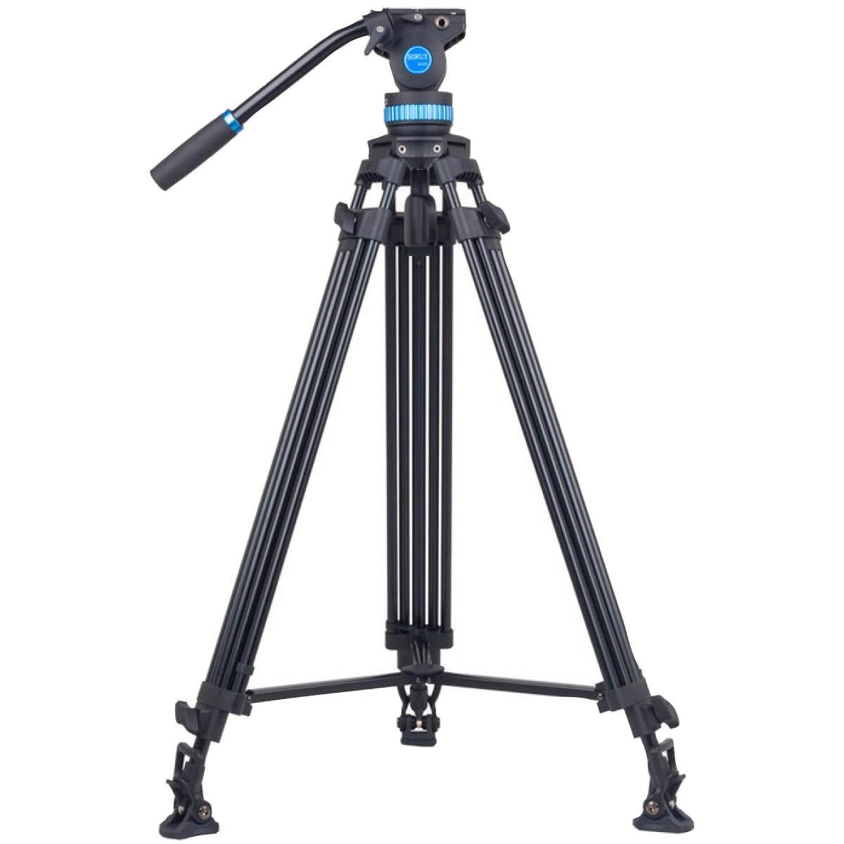 Sirui SH15 mit Videoneiger