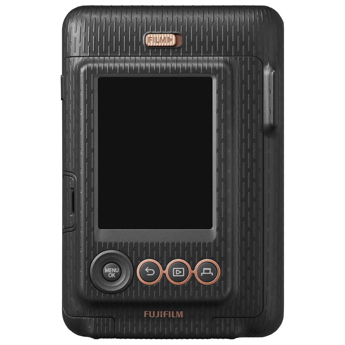 Fujifilm Instax Mini LiPlay Schwarz