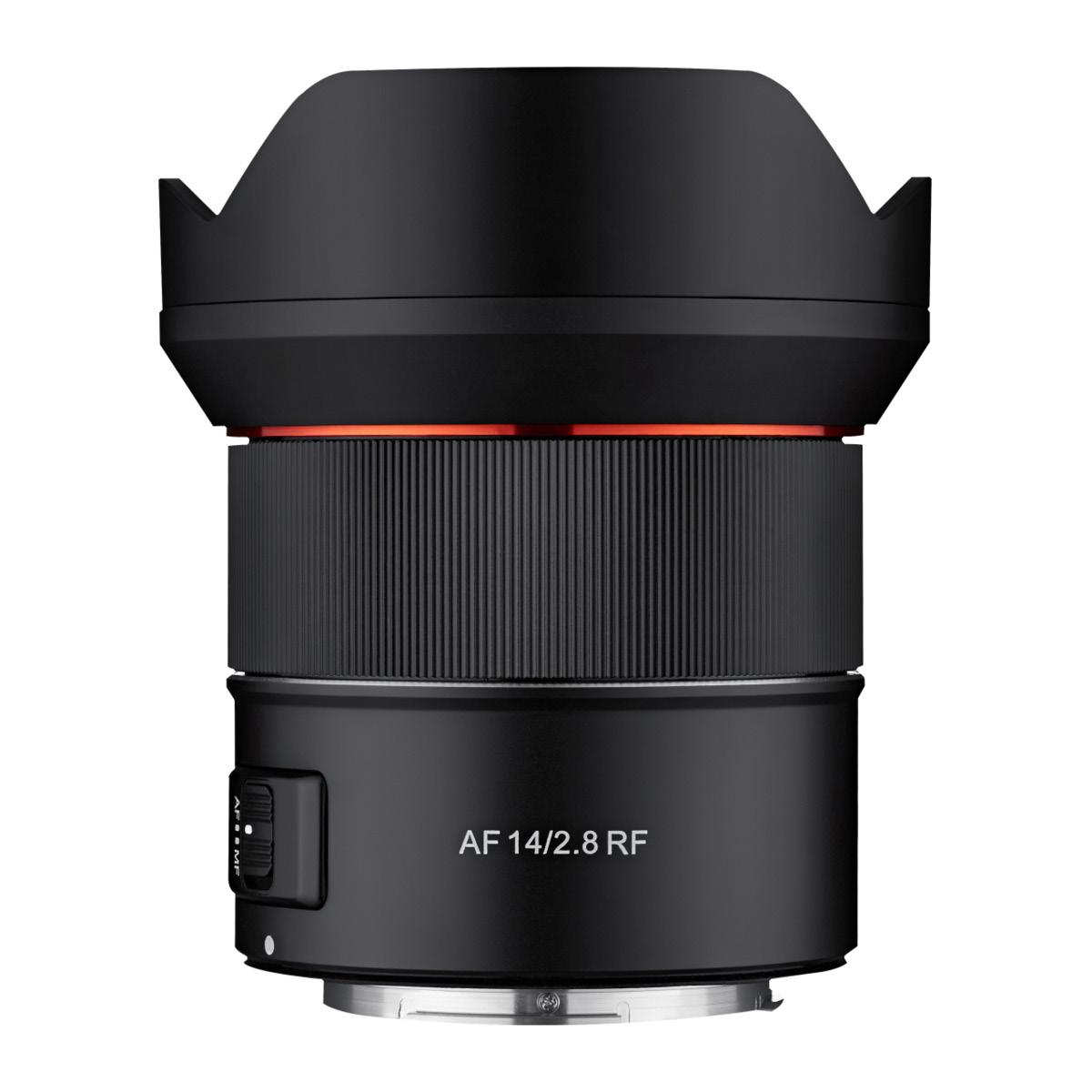 Samyang AF 14 mm 1:2,8 für Canon RF