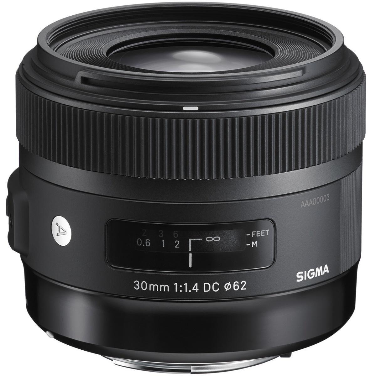 Sigma 30 mm 1:1,4 DC HSM Art EF