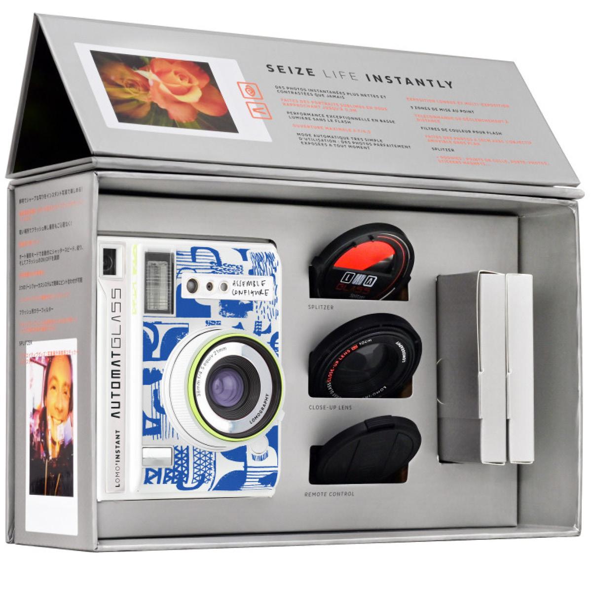 Lomography Lomo'Instant Automat Glass Assemble