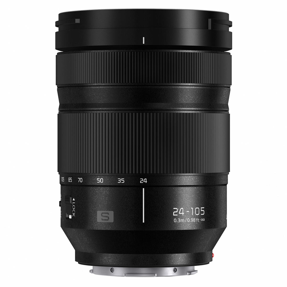 Panasonic 24-105 mm 1:4,0 S OIS