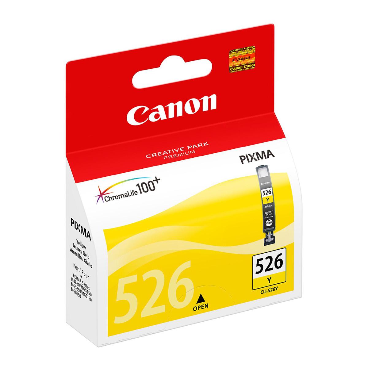 Canon CLI 526 Gelb