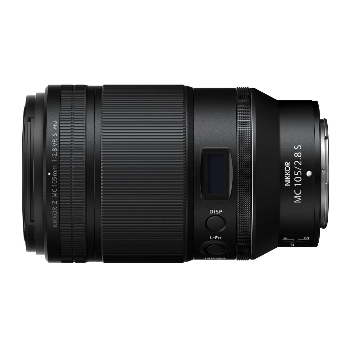 Nikon 105 mm 1:2,8 Z VR S