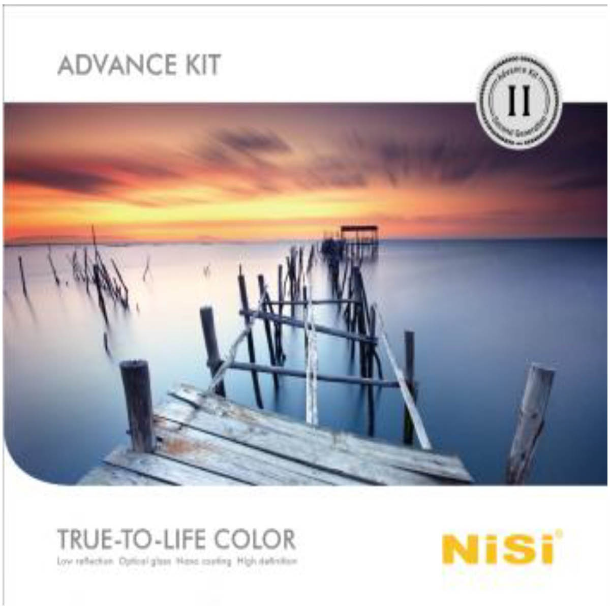 Nisi Advanced Kit 100 mm