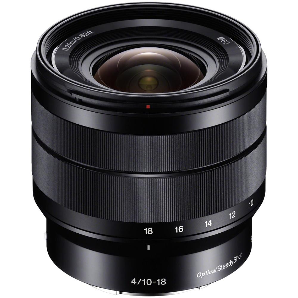Sony 10-18 mm 1:4,0 OSS E-Mount