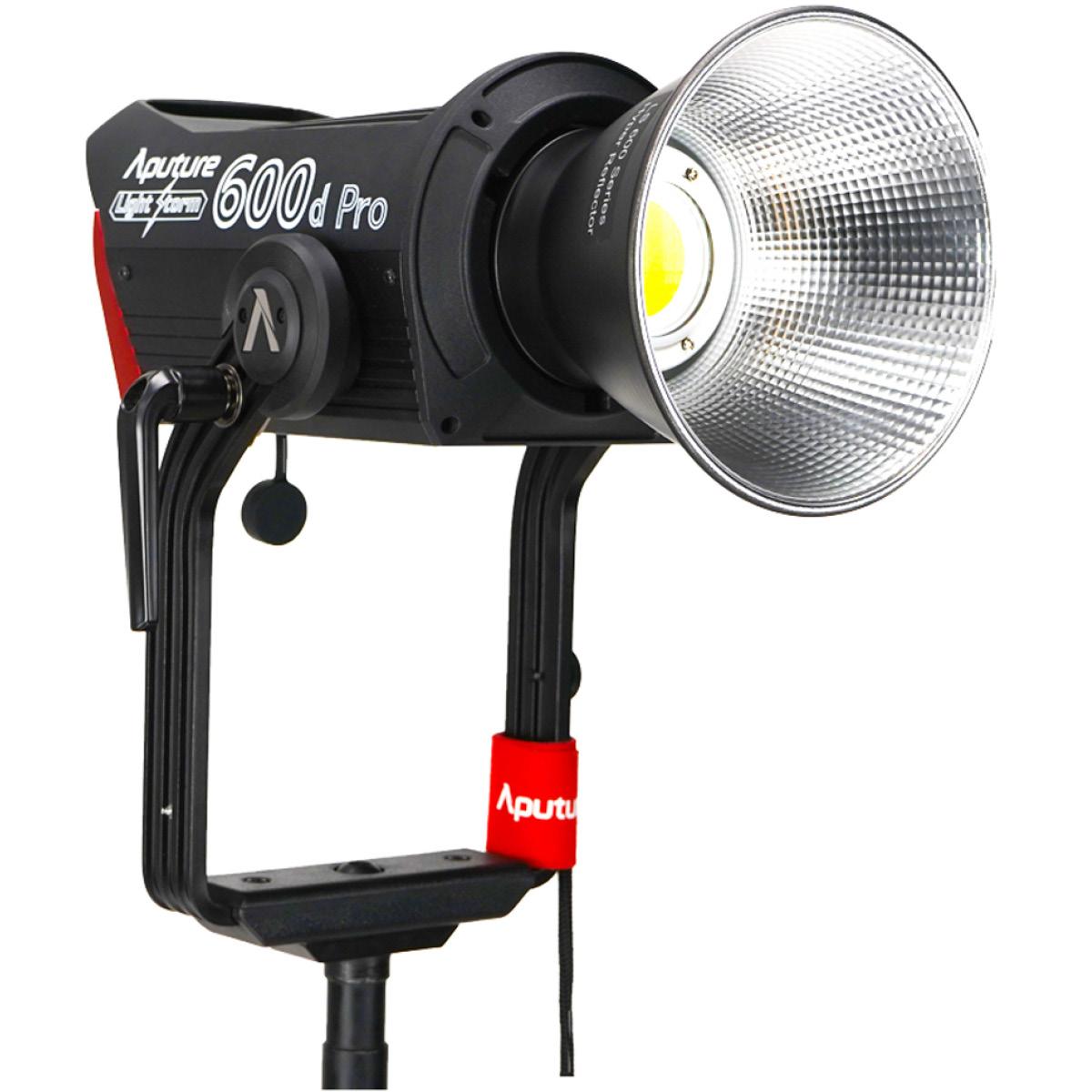 Aputure Light Storm 600D Pro Kit