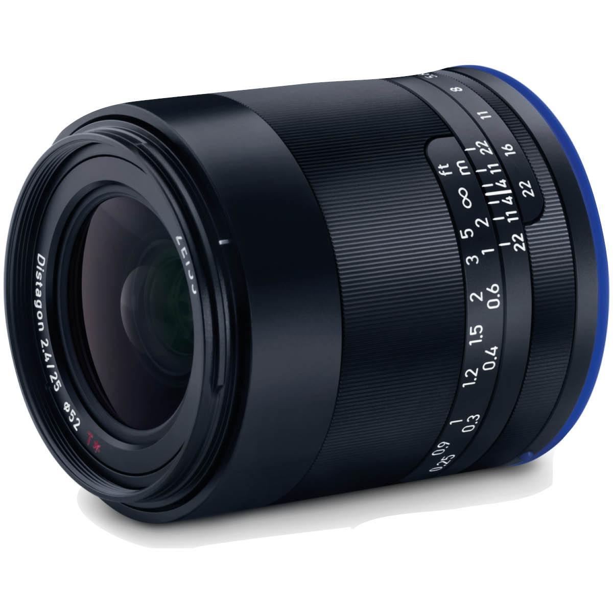 Zeiss 25 mm 1:2,4 Loxia Sony FE