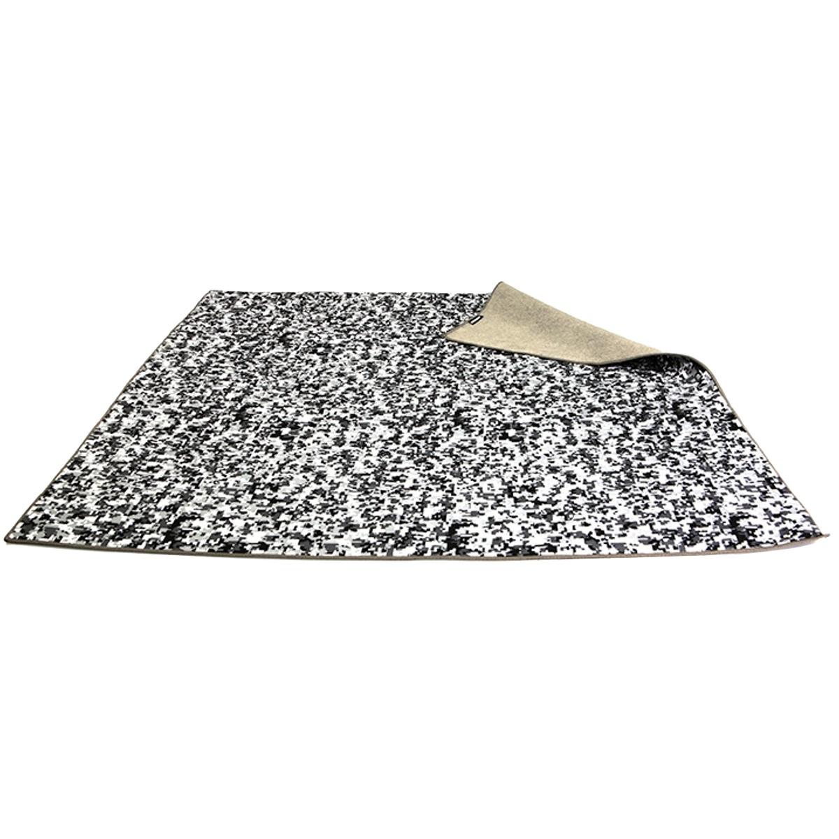 Einschlagtuch Easy Wrapper (M) Schwarz/Weiß