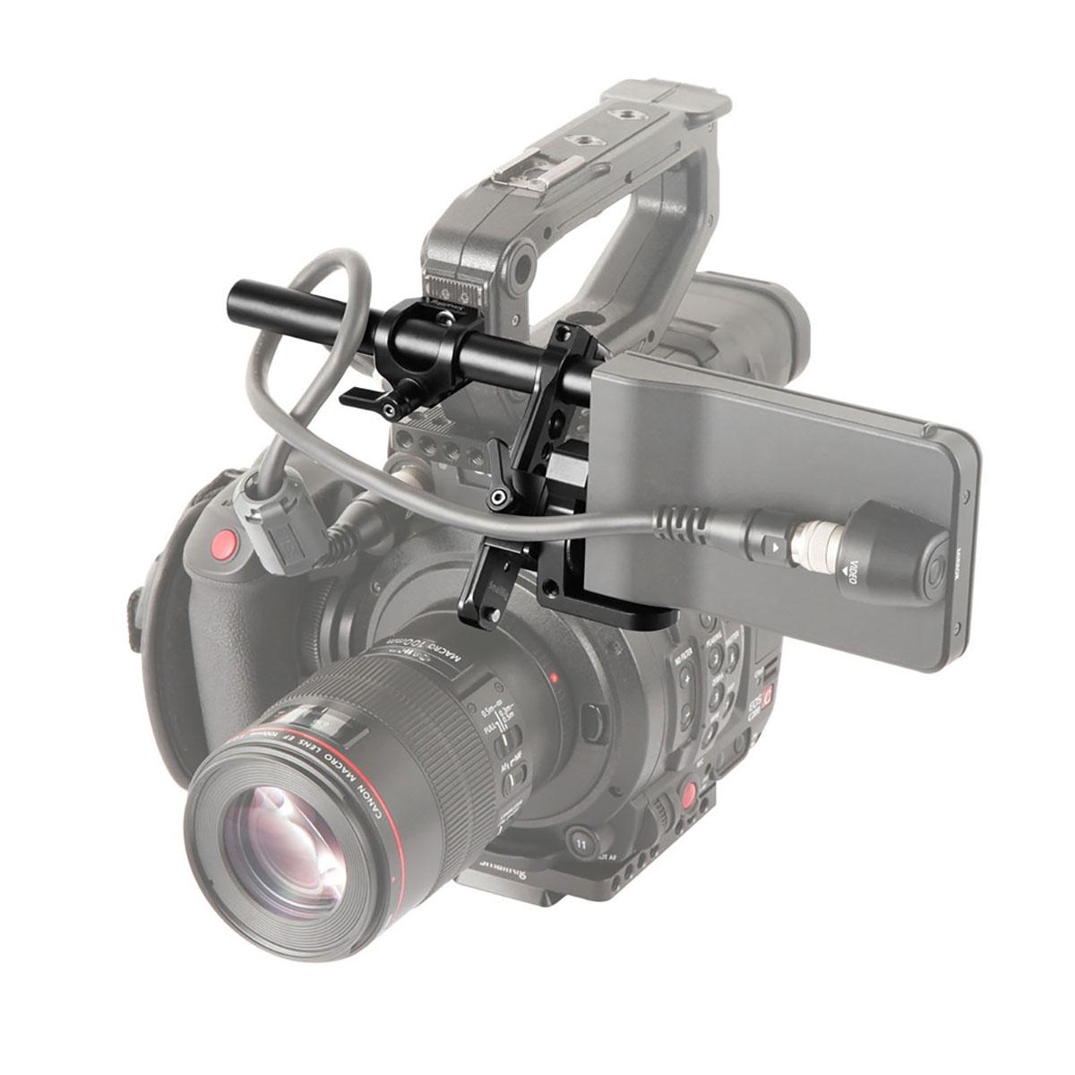 SmallRig EVF Support für Canon C200 Monitor 2075