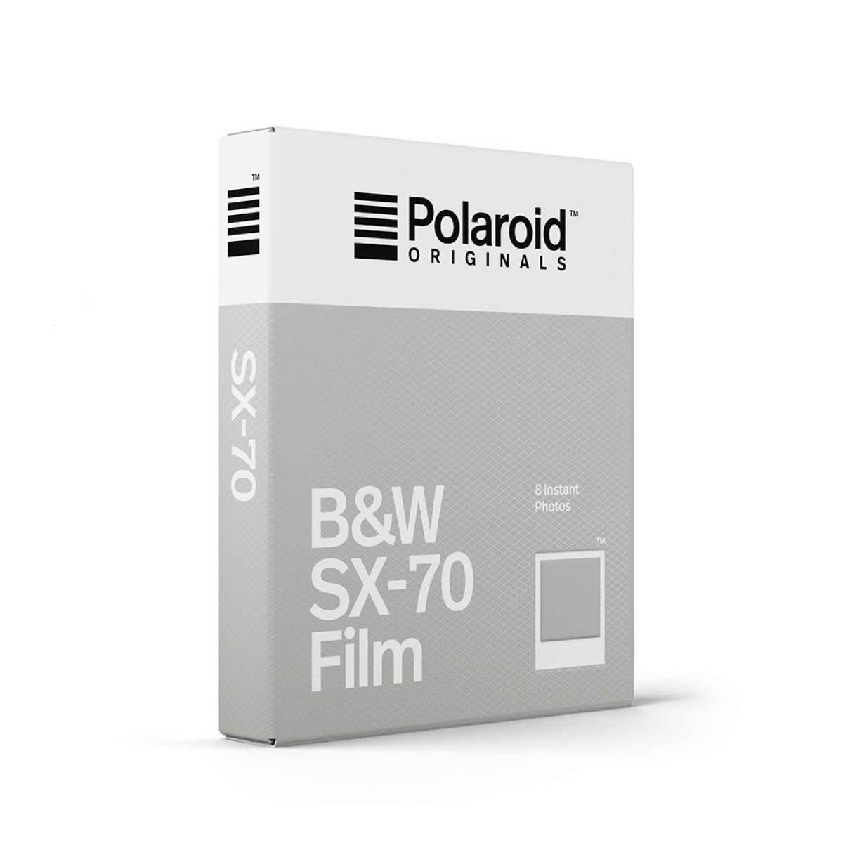 Polaroid B+W Film für SX-70
