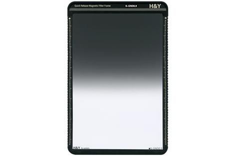 H&Y Grauverlaufsfilter 100x150 mm GND8 Soft K-Serie