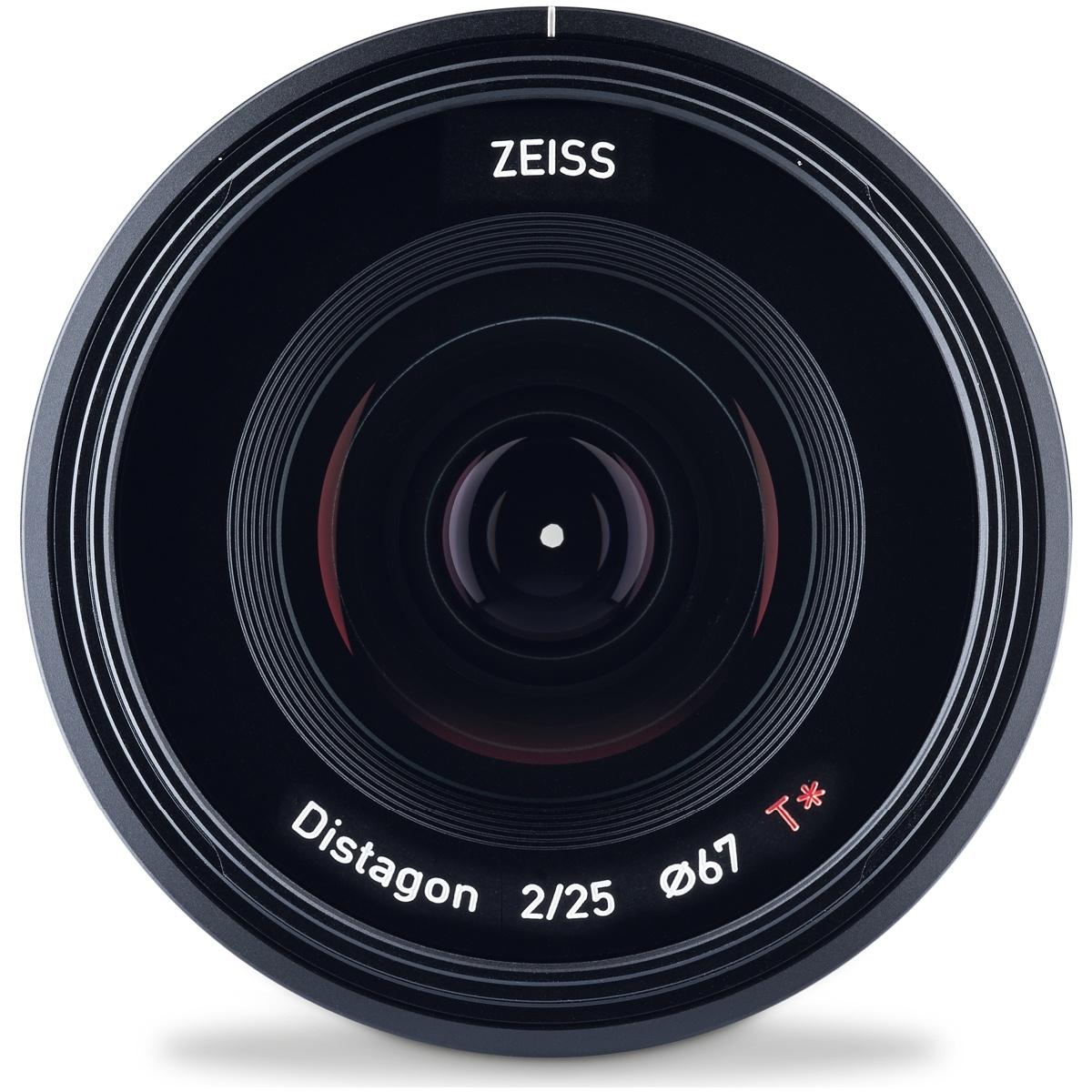 Zeiss 25 mm 1:2,0 Batis Sony FE