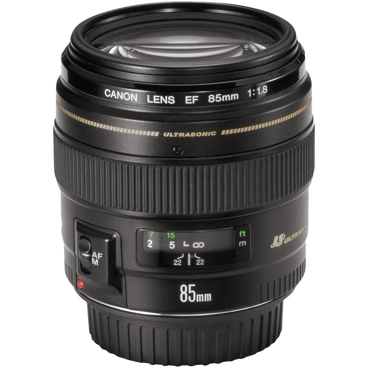 Canon EF 85 mm 1:1,8 USM