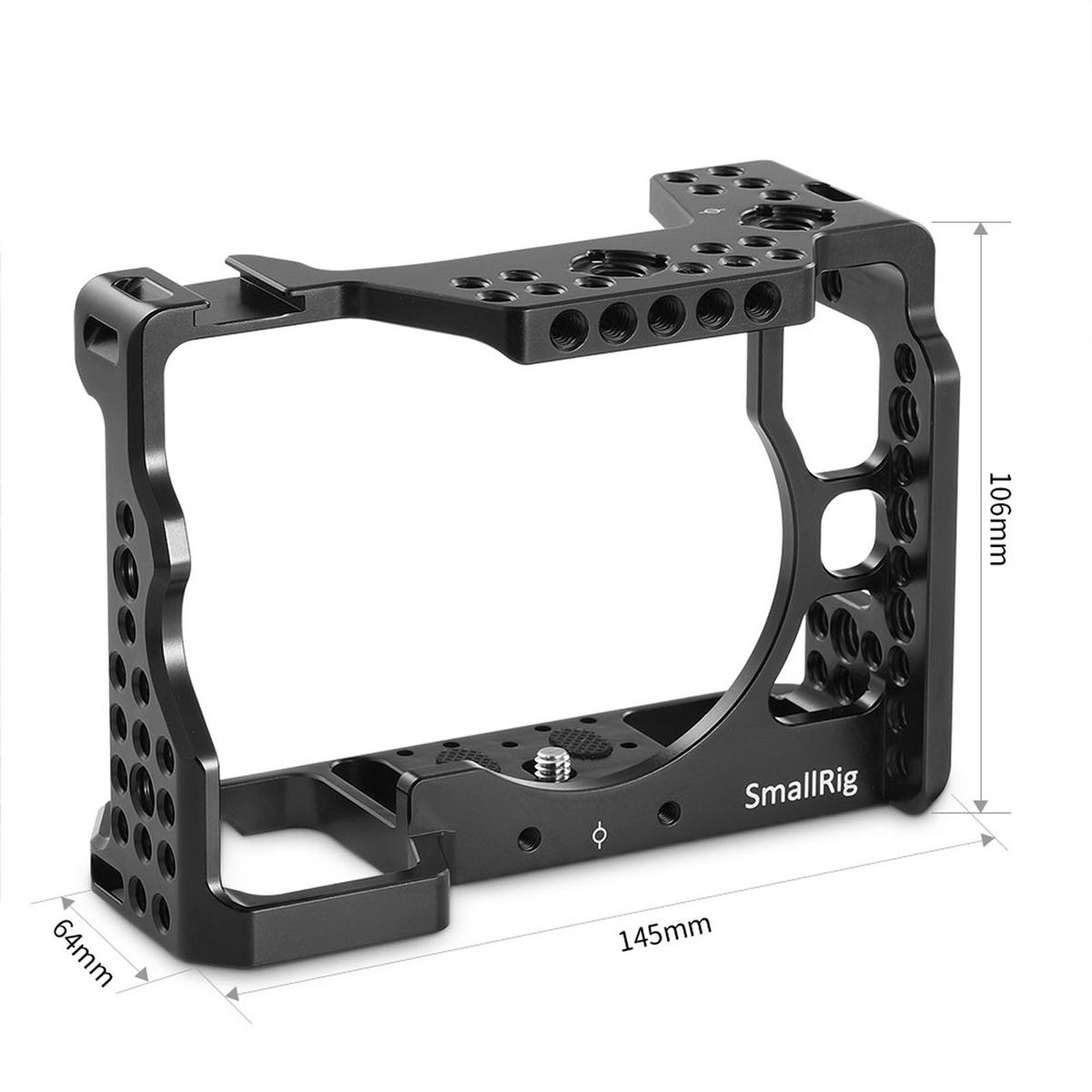 Smallrig Cage für Sony Alpha 7 III/R III
