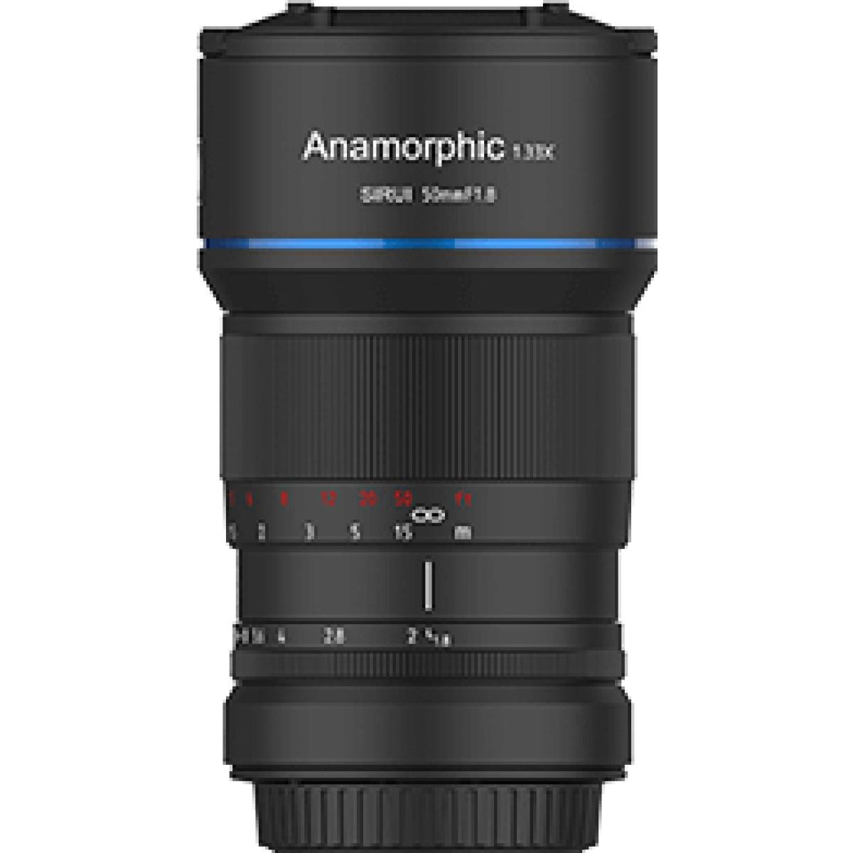 Sirui 50 mm 1:1,8 1.33X Anamorph MFT
