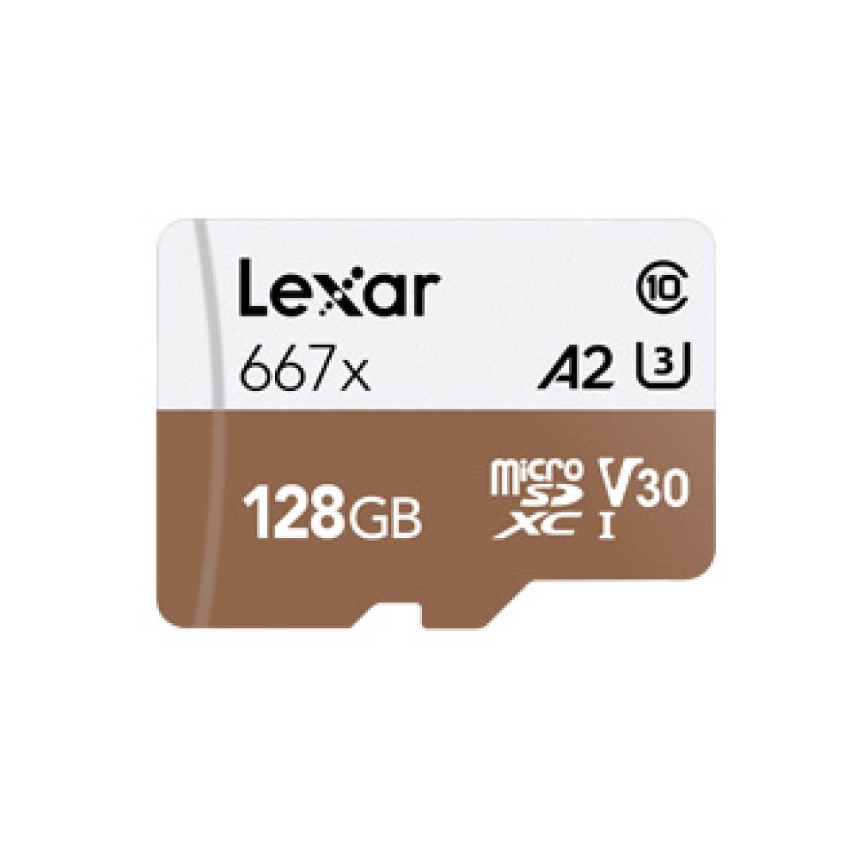 Lexar microSDXC 128 GB Professional UHS-I 667x