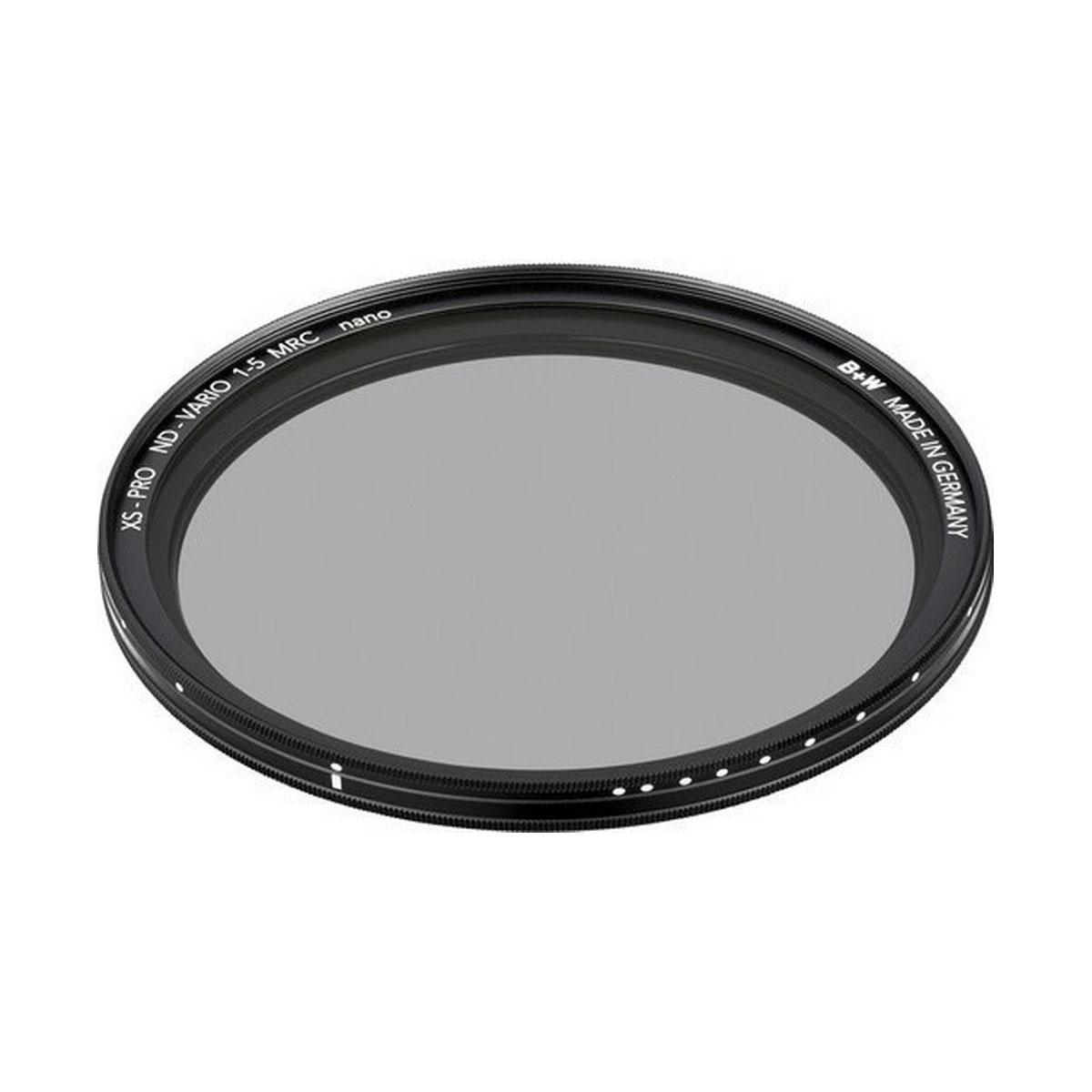B+W Graufilter Vario 55mm MRC