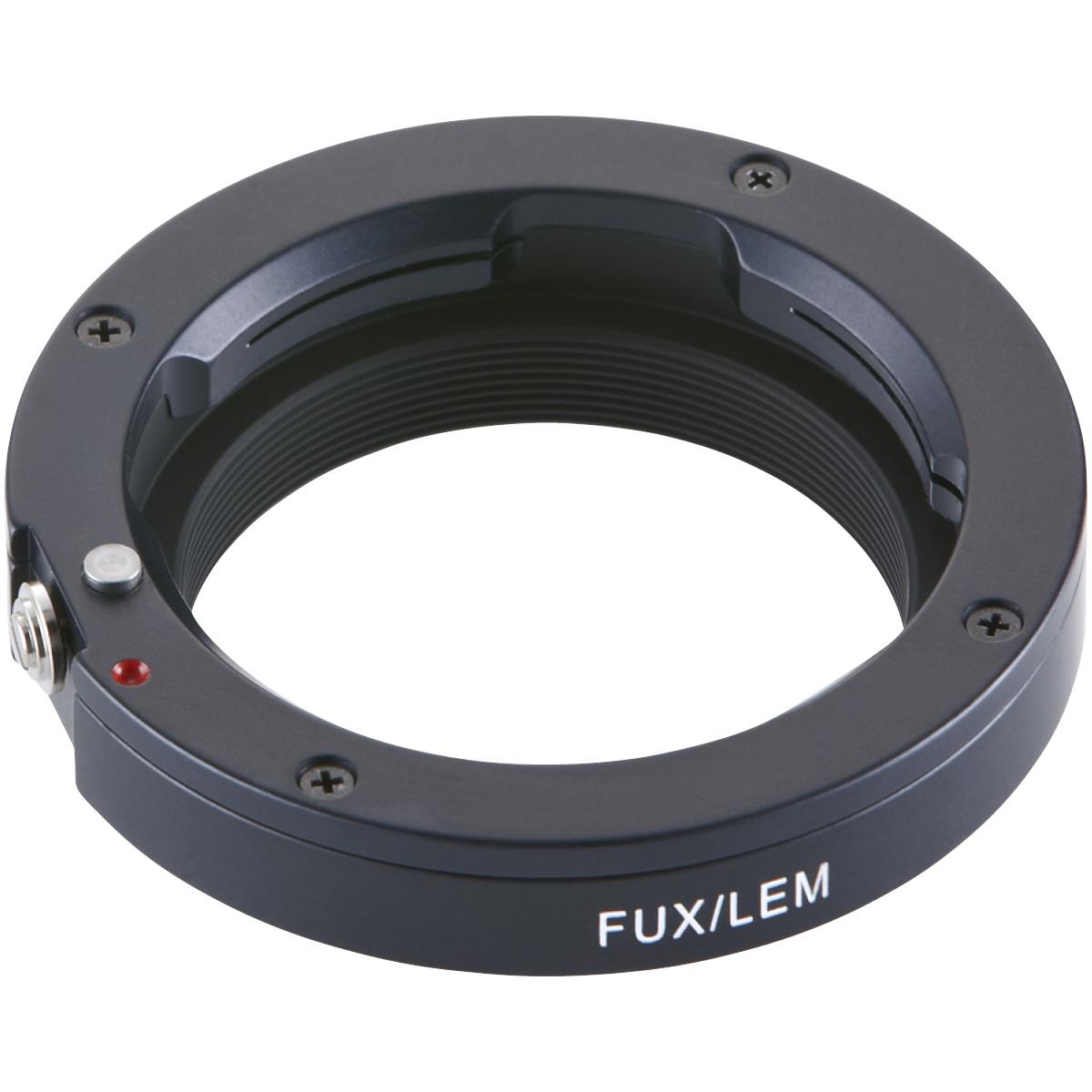 Novoflex Adapter Leica M Objektive an Fujifilm X