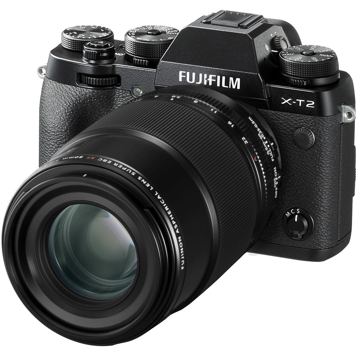 Fujifilm XF 80mm 1:2,8 LM WR Macro