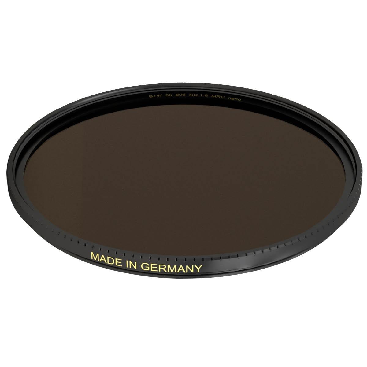 B+W Graufilter 62 mm XS-Pro +10