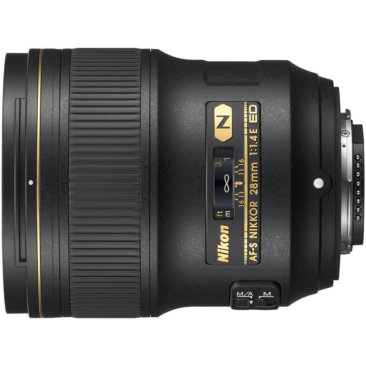 Nikon 28 mm 1:1,4 AF-S ED