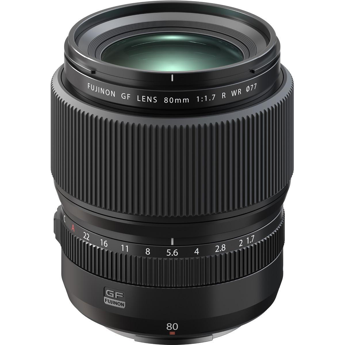 Fujifilm GF 80 mm 1:1,7 R WR