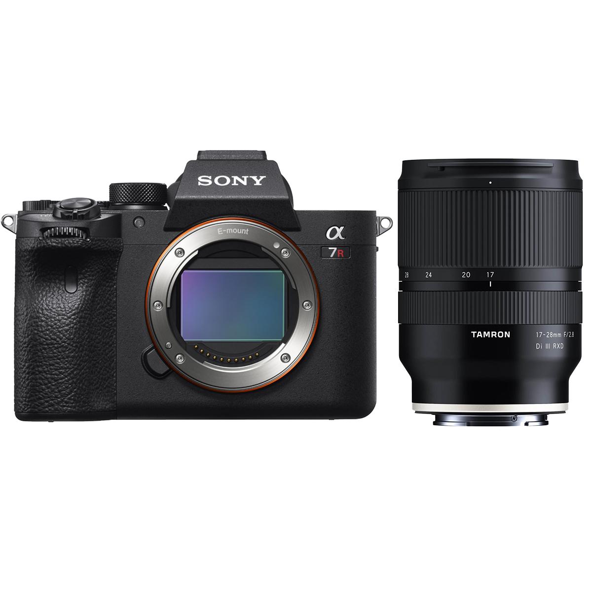 Sony Alpha 7R IV + Tamron 17-28mm 1:2,8 Di III RXD