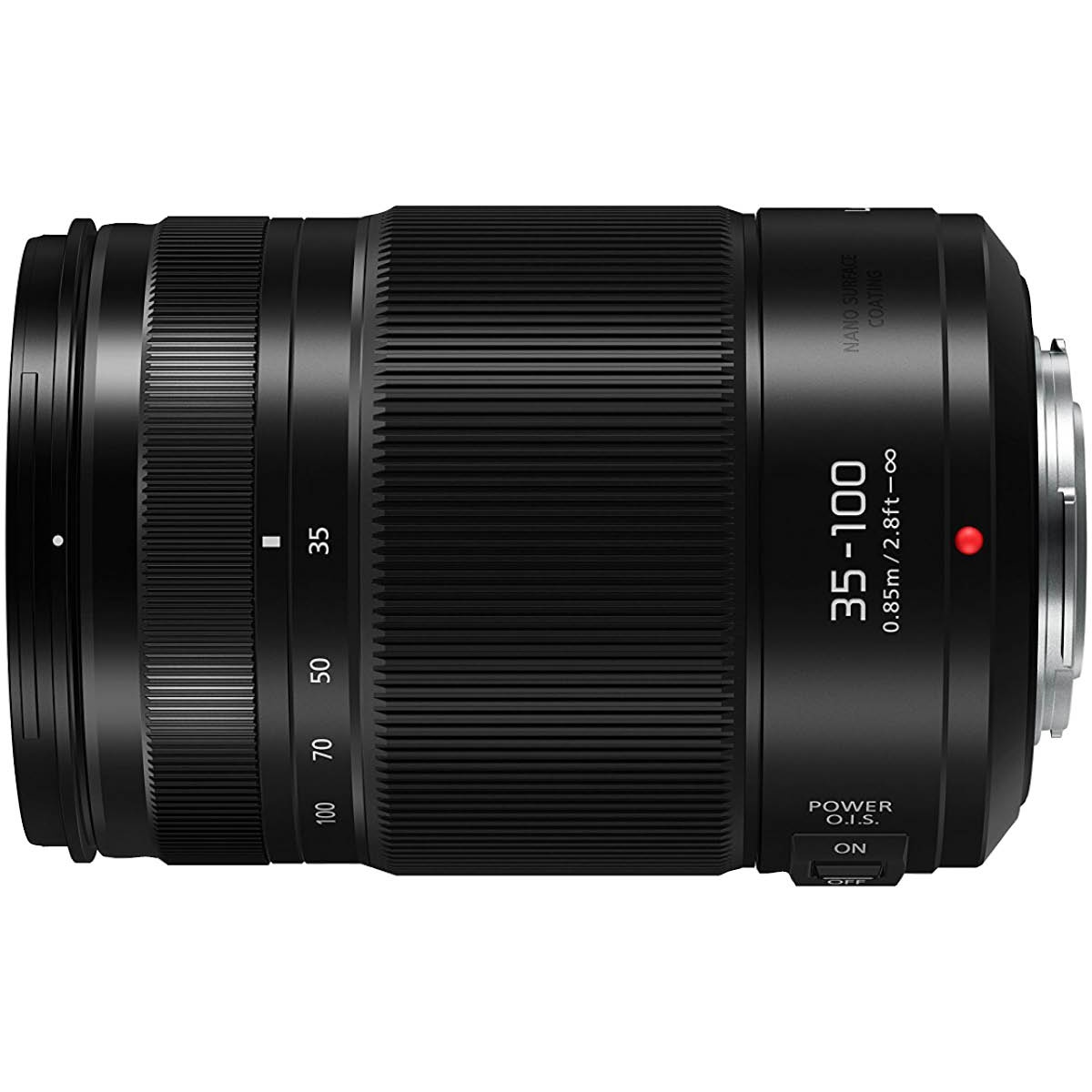 Panasonic 35-100 mm 1:2,8 X Power OIS II