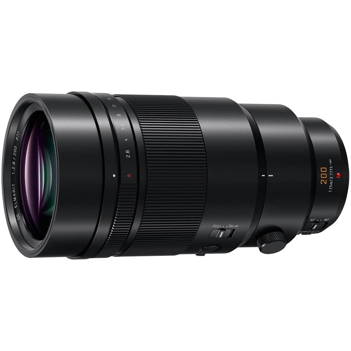 Panasonic 200 mm 1:2,8 Leica DG Elmarit ASPH OIS