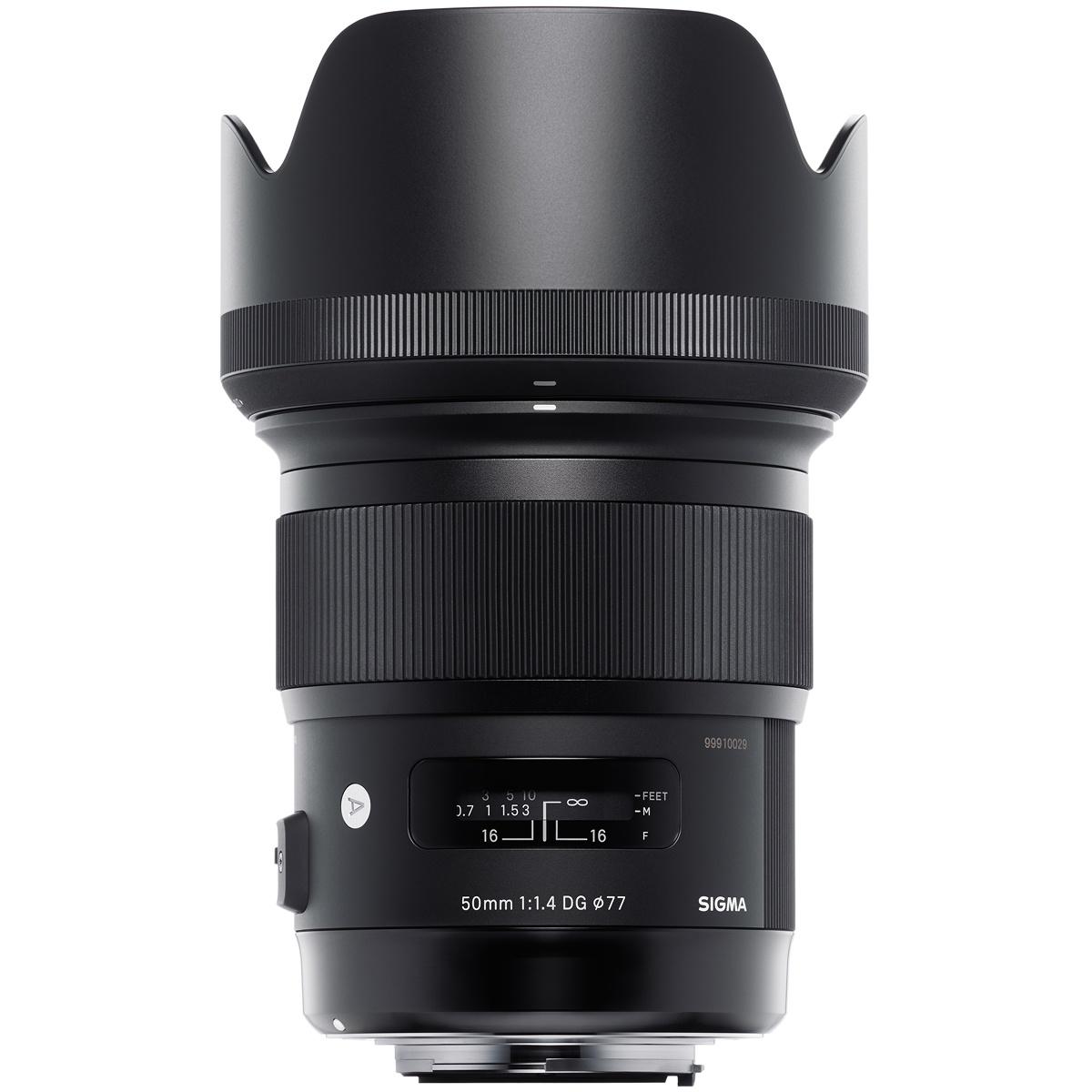 Sigma 50 mm 1:1,4 DG HSM Art FX