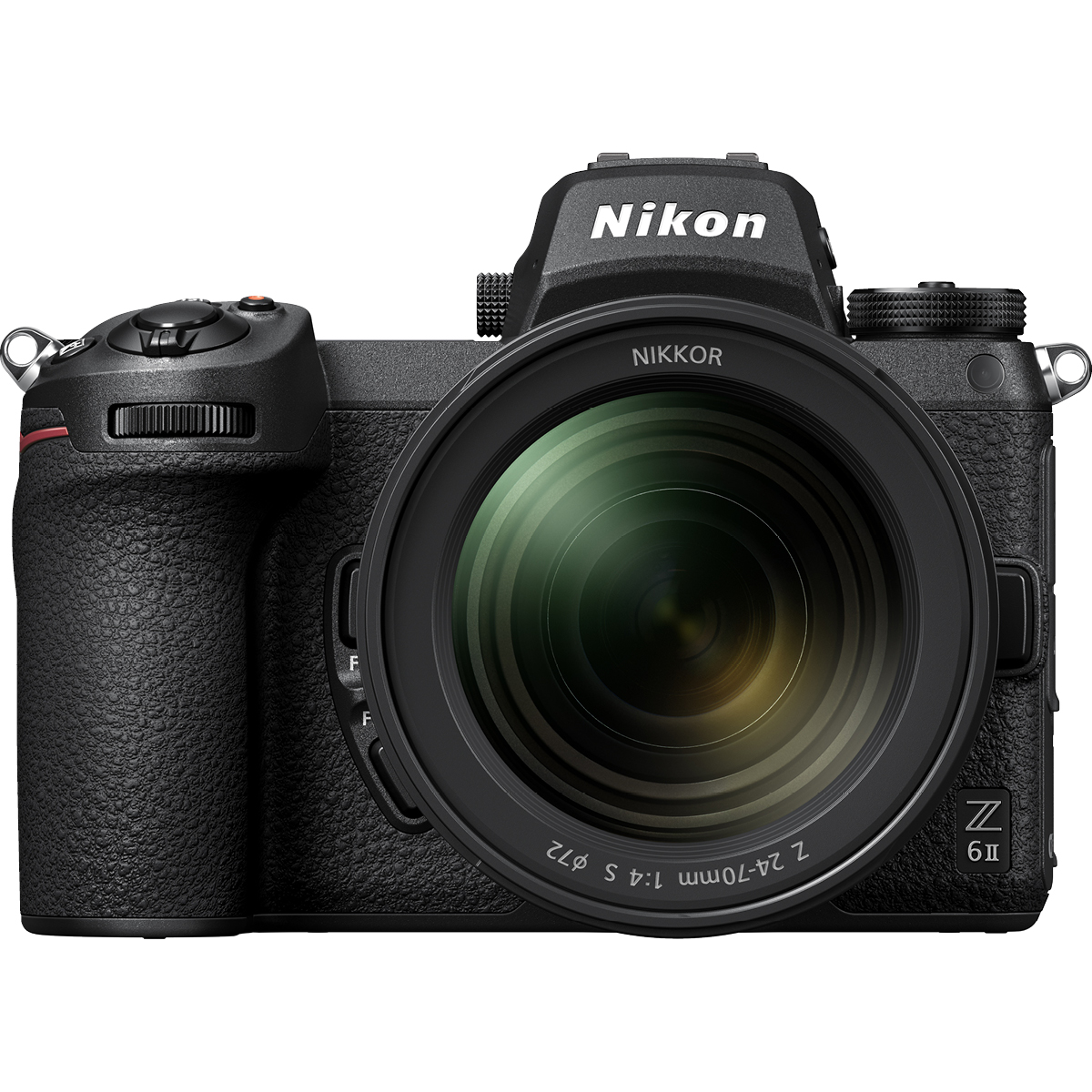 Nikon Z6 II Kit mit 24-70 mm 1:4,0 + FTZ-Adapter