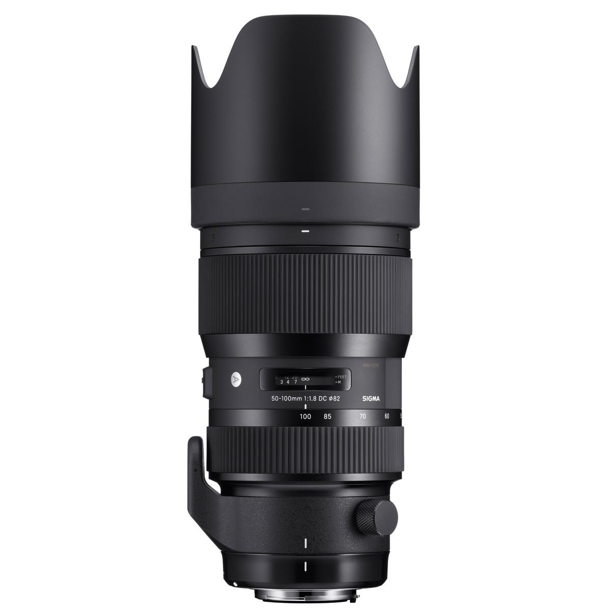 Sigma 50-100 mm 1:1,8 DC HSM Art EF