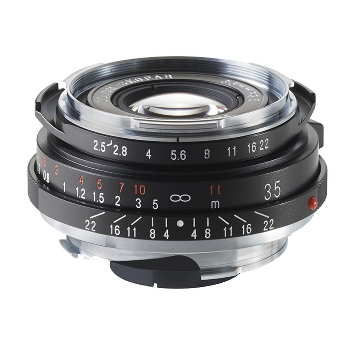 Voigtländer 35 mm 1:2,5 Color-Skopar II VM