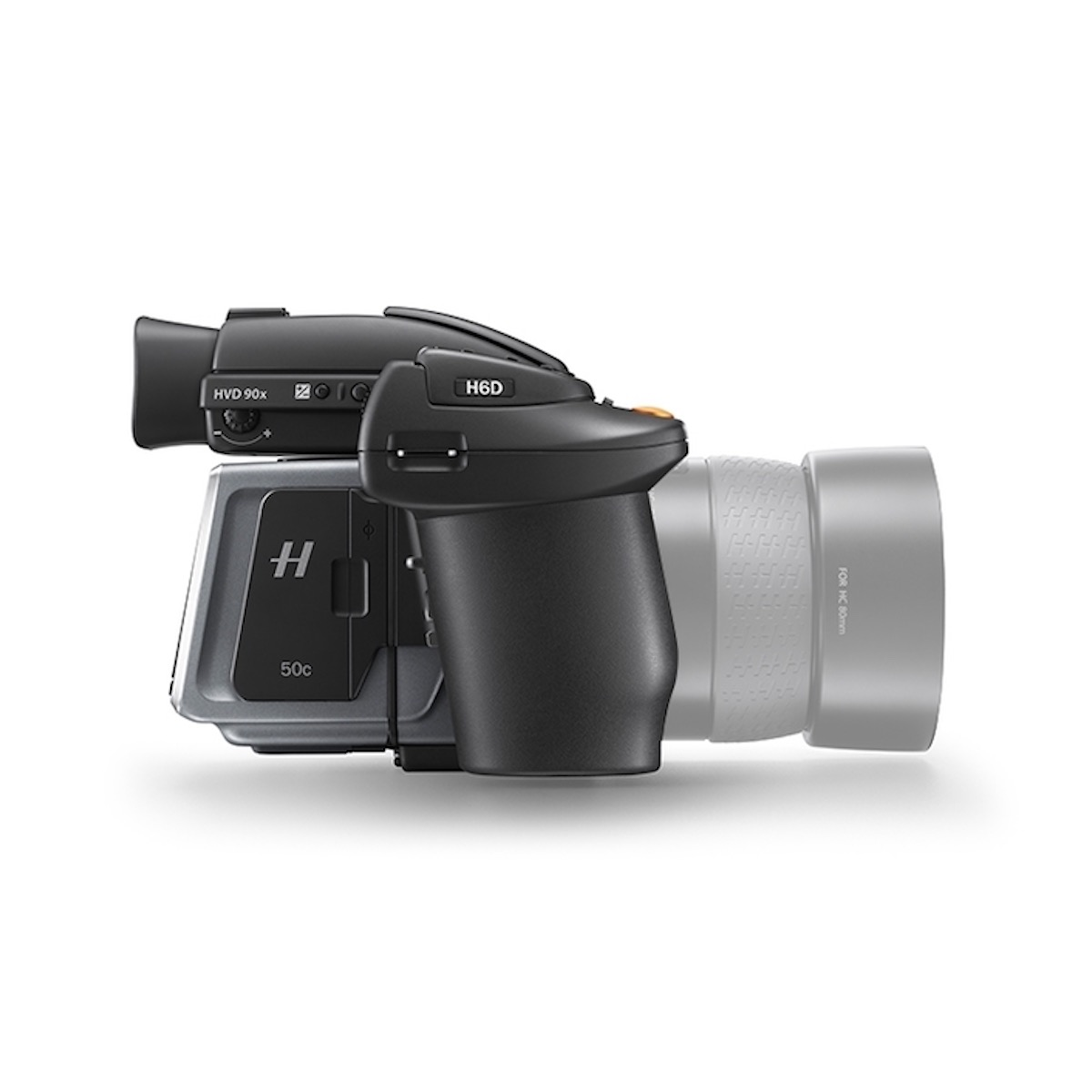 Hasselblad H6D-100c Gehäuse