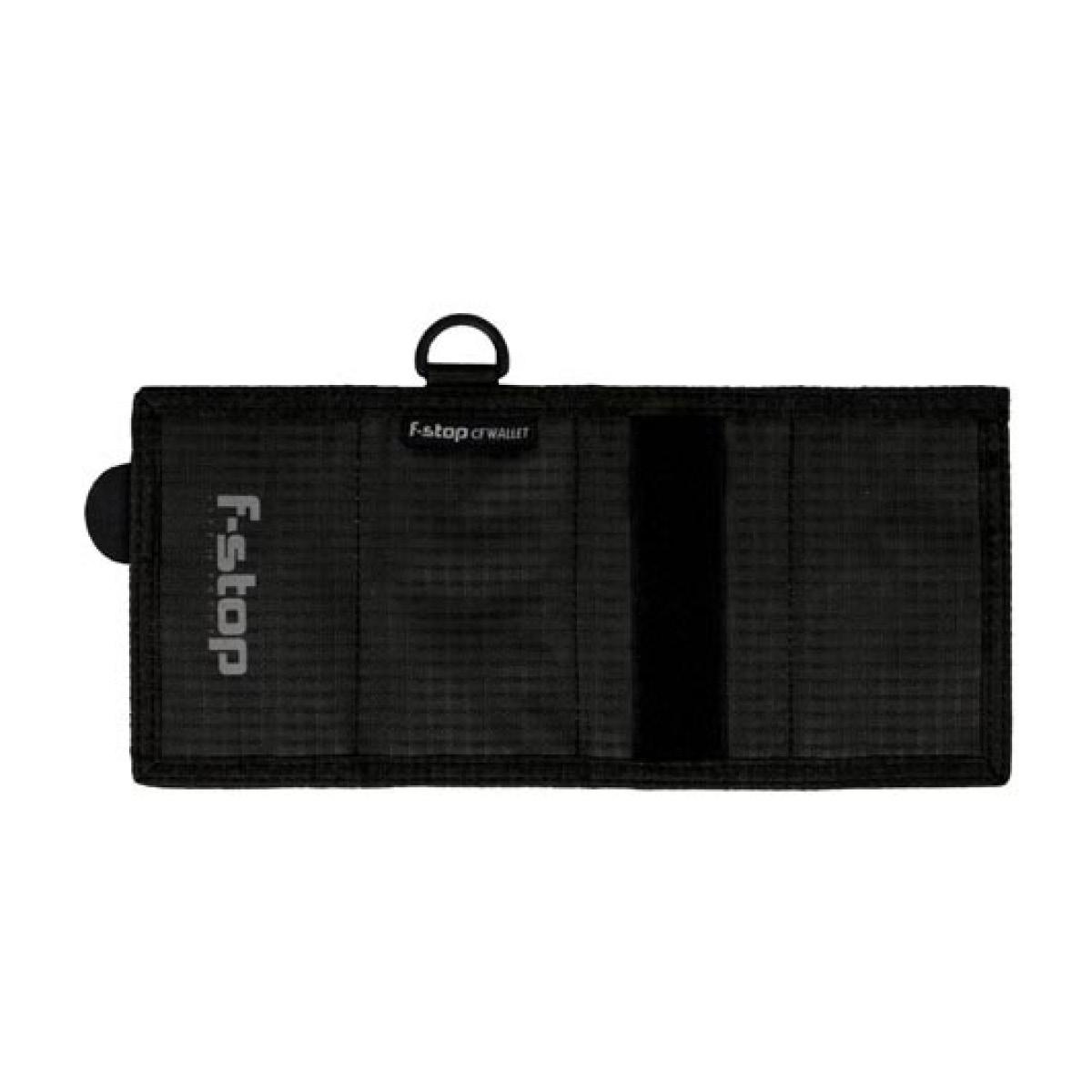 F-Stop Flash Card Wallet Black