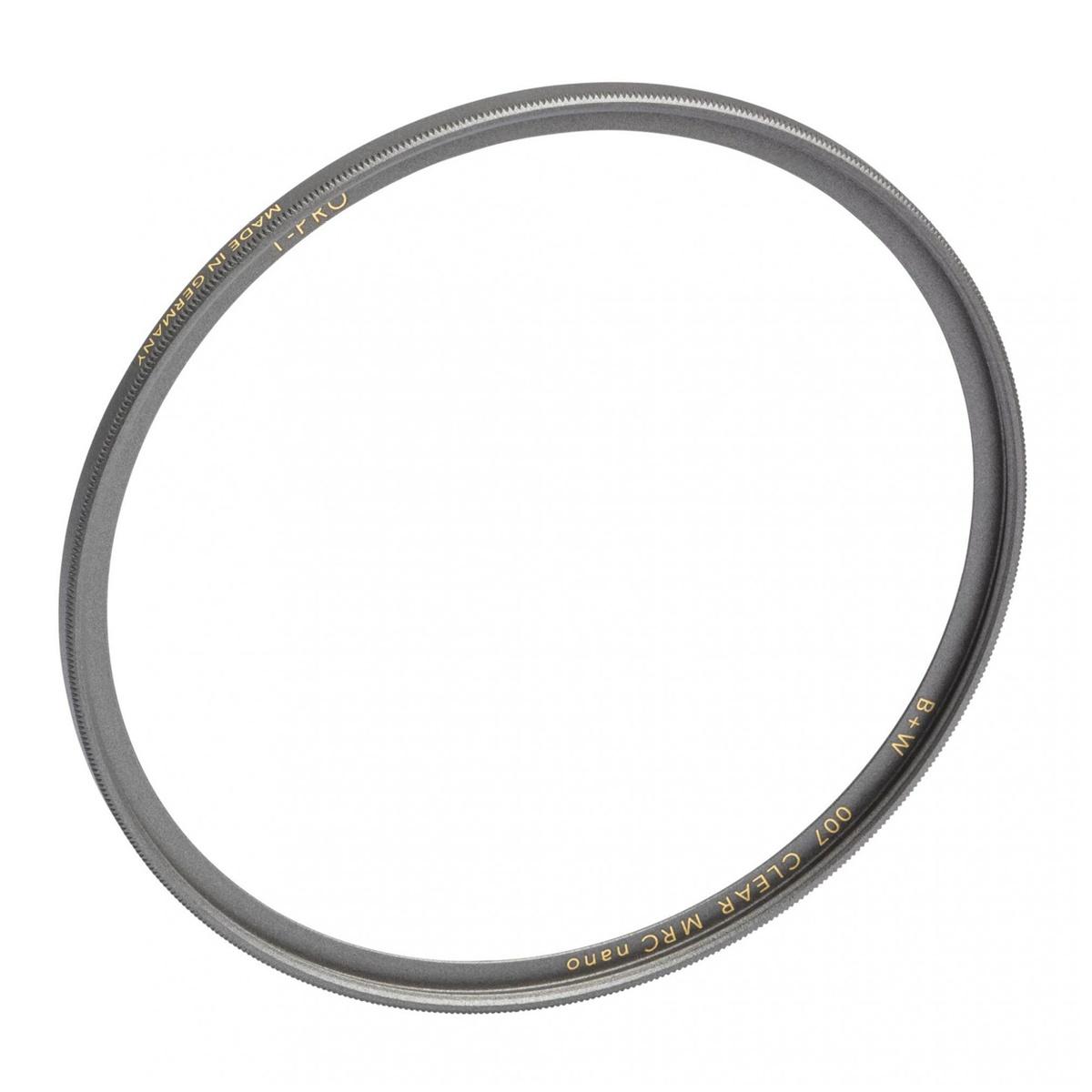 B+W Clear Filter 72 mm T-Pro