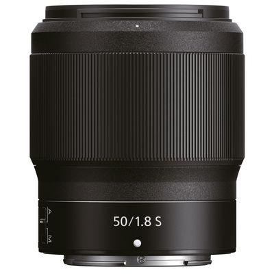 Nikon 50 mm 1:1,8 Z S
