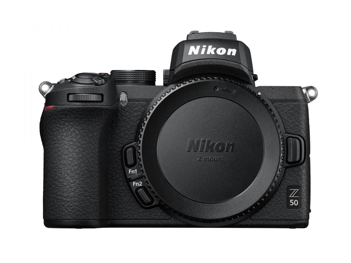 Nikon Z50 Kit mit 16-50 mm + 50-250 mm