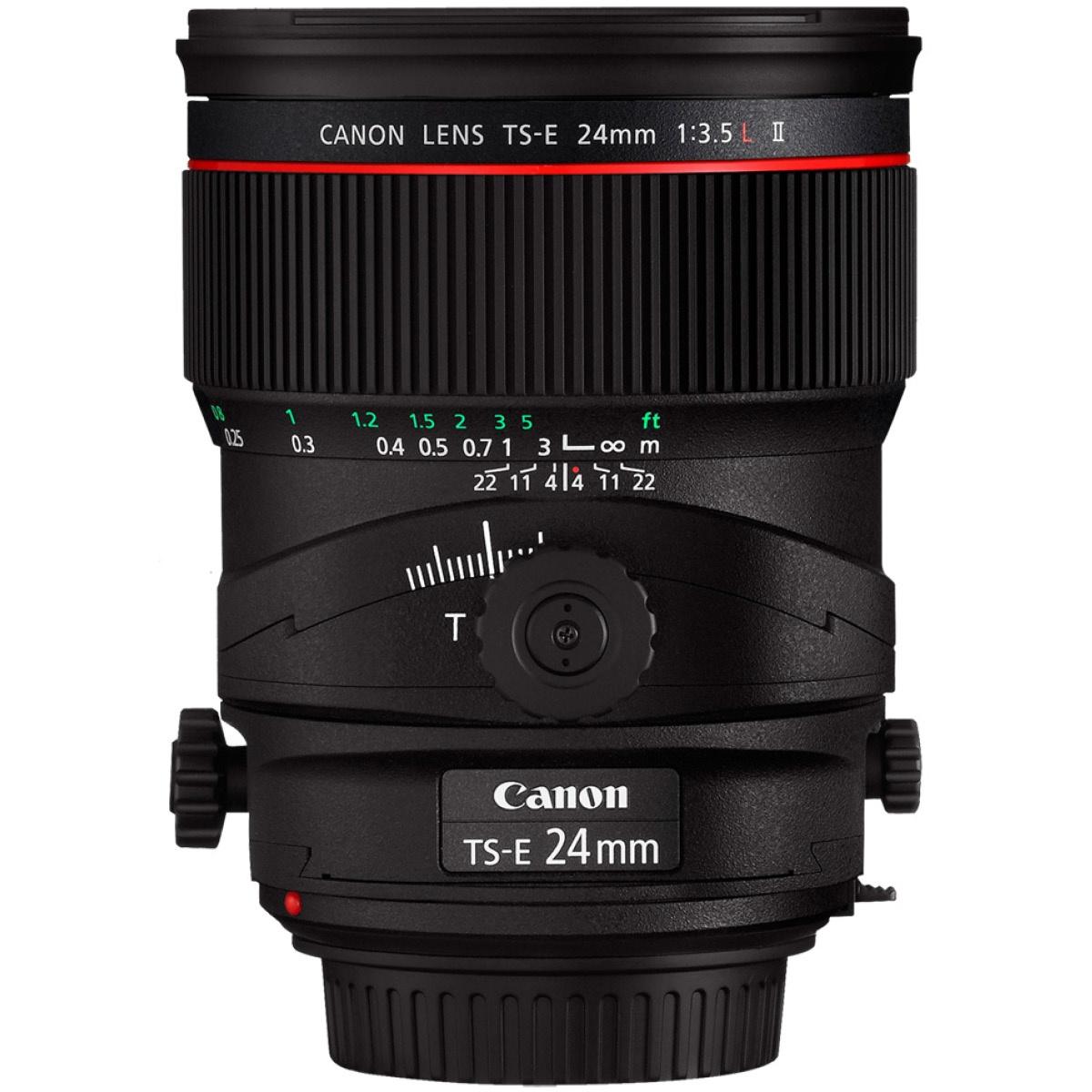 Canon EF 24 mm 1:3,5 TS-E L II