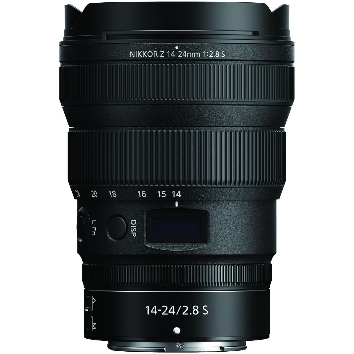 Nikon 14-24 mm 1:2,8 Z S