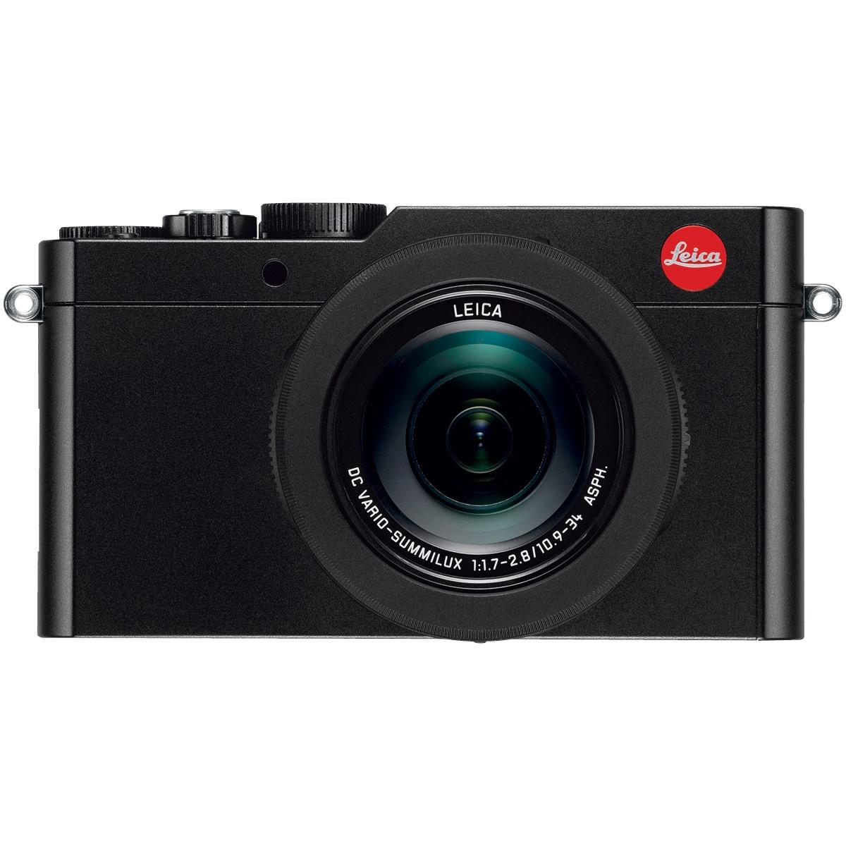 Leica D-Lux Typ 109 Schwarz